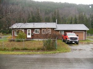 A Great Package - home with shop on 1/3 acre