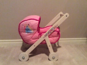 Disney Princess Doll Stroller