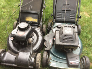 Tondeuse Yard Machines 5HPtraction125.$ , craftsman 6HP100.$