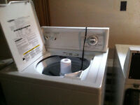 Kenmore Washer & Dryer (Special Edition)