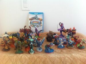 Skylanders Giants Figurines