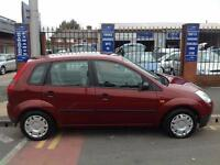 Ford Fiesta 1.25 2003.5MY LX only 52,000 miles from new