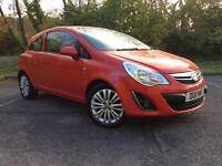 Vauxhall/Opel Corsa 1.0i 12v ( 65ps ) ( a/c ) ecoFLEX 2011.5MY Excite