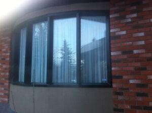 WINDOW INSTALLER  !!      ALUMINUM  CAPPING Edmonton Edmonton Area image 4