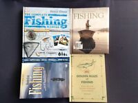 Joblot Bundle of Brand New Fishing DVDs and Books