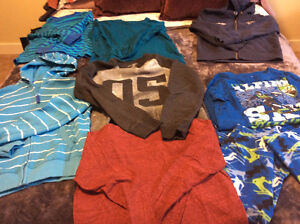 Boy's clothing lot. Great condition/brand names. Size 10-12