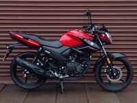 Yamaha YS YBR 125cc 125 2017. Only 300miles. Nationwide Delivery Available.