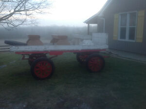 Here is your wagon! Kawartha Lakes Peterborough Area image 1