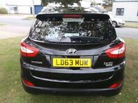 2013 Hyundai ix35 1.7 CRDi SE Nav 5dr 2WD 5 door Estate