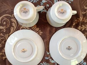 Vintage 2 services à thé TIFFANY porcelaine fine Gatineau Ottawa / Gatineau Area image 4