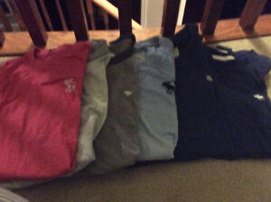 Ambercrombie and Finch Tshirts