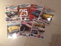Classics and Sports Car Magazines