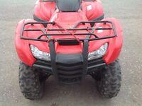 Honda 420cc farm quad