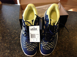 Boys Adidas Junior Barricade Tennis Shoes size 6.5 Cambridge Kitchener Area image 1
