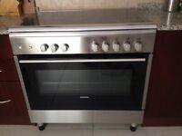 Siemens Range Cooker