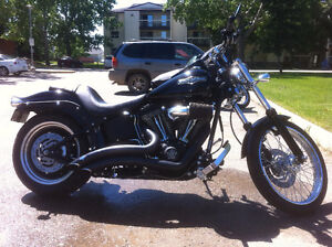 06 Harley Davidson Softail Night Train