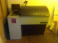 HIGHWATER PYTHON CTP PLATE MAKING SYSTEM, VERY GOOD CONDITION RECENT NEW LASER, REDUCED BY £3000