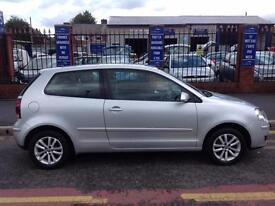 Volkswagen Polo 1.2 ( 60P ) 2008MY S 12months mot 1 lady former keeper clean car