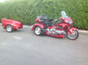 Goldwing motor trike West Island Greater Montréal image 1