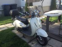 Scooter 1600 nego.