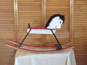 Rocking Horse DISPLAY ONLY