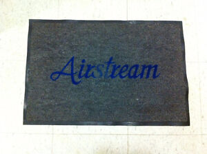 Vintage 80's Airstream Door Mat London Ontario image 1