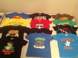 Boys size 4T clothes
