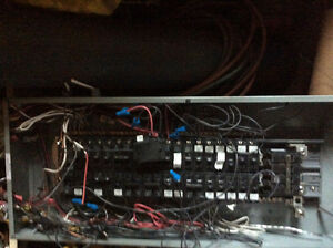 For sale electrical panel