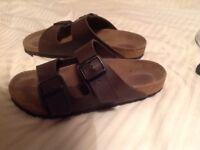 Men's Birkenstock Leather sandals