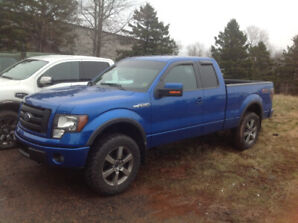 2014 FORD  FX 4