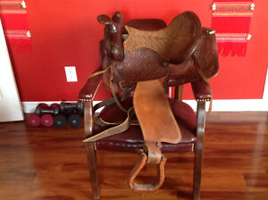 WESTERN PONY SADDLE Kitchener / Waterloo Kitchener Area image 2