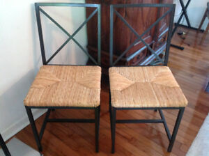 New Ikea dining chairs