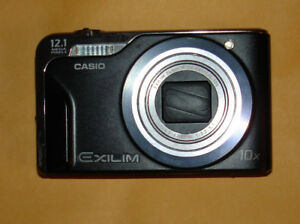 Casio EX-H10 12 MP Digital Camera (no battery)