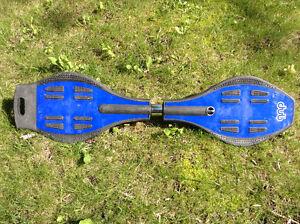 Bleu Waveboard Blue