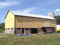 PAINTING & BARN  REPAIRS BY TURNER MAINTENANCE