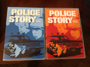 POLICE STORY-SEASONS 1 AND 2