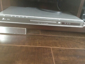 DVD, CD player