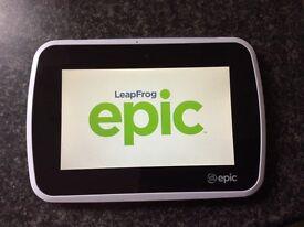 Leapfrog epic kids touch screen tablet