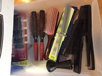 REDUCED to $50 OBO: Professional Hair Tools & Products- Lot