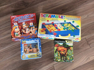 Kids Games and Puzzles like new!