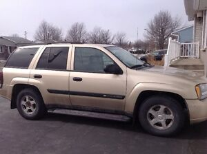2004 Chevrolet Trailblazer VUS