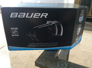 Bauer replacement visor