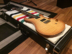 PRS custom 24 10 top w 08/57s mint shape