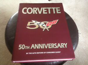 Corvette book mint