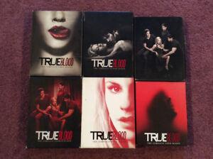 True Blood DVD Seasons