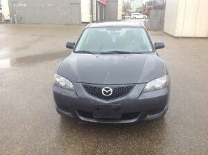 2006 Mazda 3 Sedan. Reduced/trades