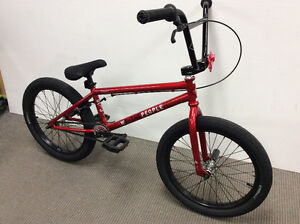 We The People Curse BMX bikes @ Bicycle World