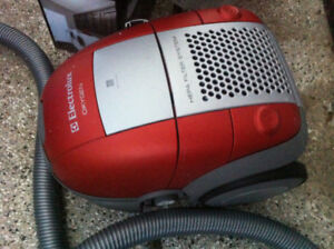 Electrolux Vacuum with additional accessory and 4 boxes of bags