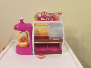 Shopkins bakery