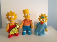 Simpsons Plush doll Collection